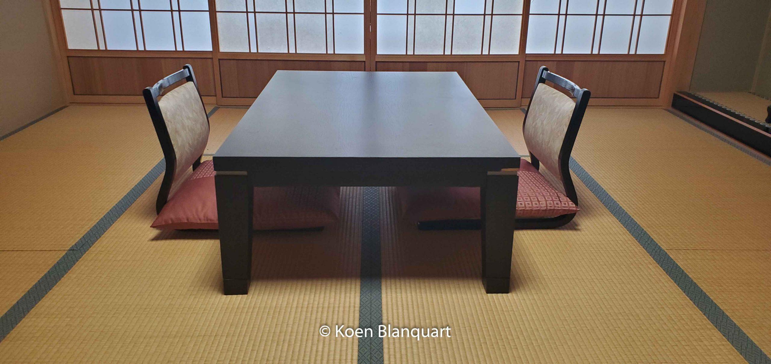 Koen Blanquart Travel to Japan
