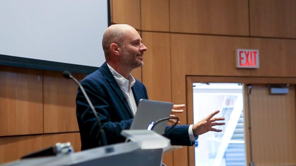 Koen Blanquart Public Speaker